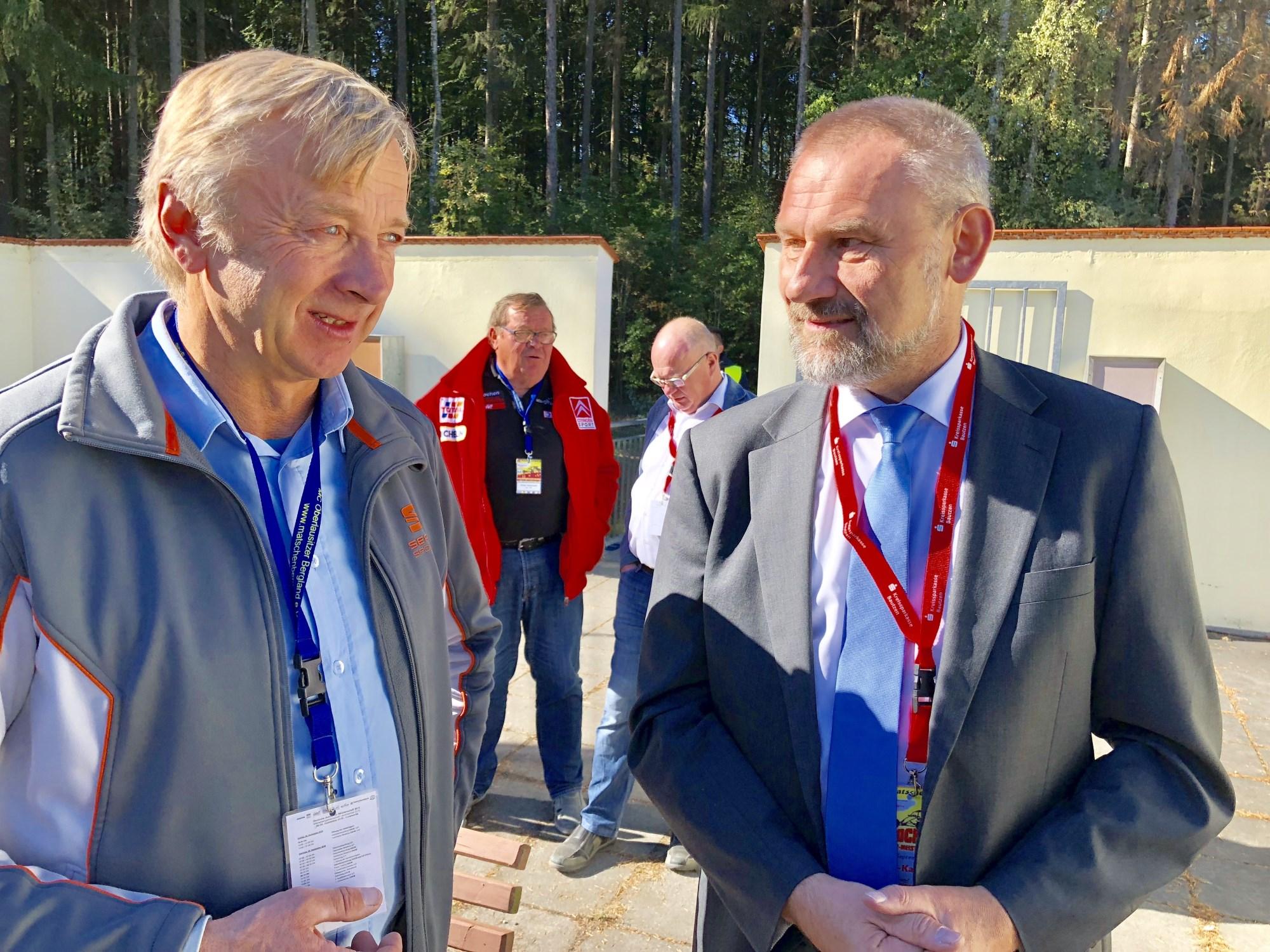 Im Gespräch mit dem 1. Vorsitzenden des MC Oberlausitzer Bergland